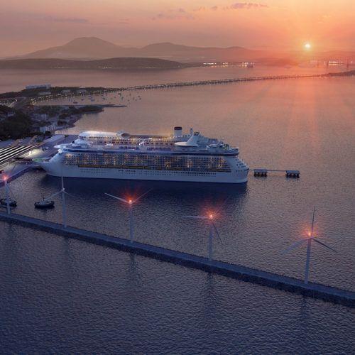 Puerto de Cruceros de Amador