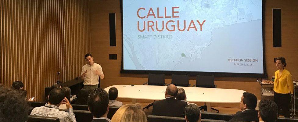 CALLE URUGUAY smart