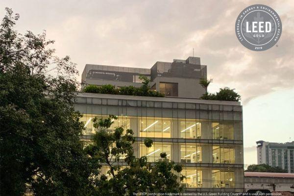 Mallol Arquitectos ha logrado la Certificación LEED Gold®