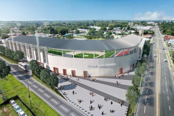 Estadio Kenny Serracín