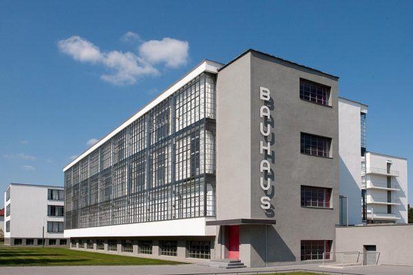 La sorprendente mirada futurista de la Bahuaus: construir la casa del mundo